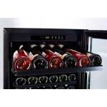 Vinoteca 110 botellas Cavanova TW03-110 bandeja extraible