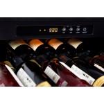 Vinoteca 110 botellas Cavanova TW03-110 display