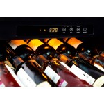 Vinoteca 110 botellas Cavanova TW03-110 display luz