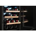 Vinoteca 12 botellas Climadiff CC12 detalle bandejas