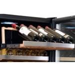 vinoteca 168 botellas cavanova cv168 2t detalle 4