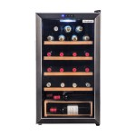 Vinoteca Vinobox 28 botellas 28GC frontal cerrada