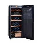 Vinoteca Avintage DVA305 PA+  Colección DIVA EVOLUTION con capacidad para 294 botellas abierto