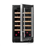 Vinoteca Vinobox 40 botellas 40GC 1T Encastrable frontal abierta