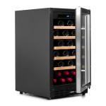 Vinoteca Vinobox 40 botellas 40GC 1T Encastrable lateral abierta