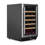 Vinoteca Vinobox 40 botellas 40GC 1T Encastrable lateral cerrada