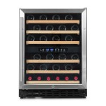 Vinoteca Vinobox 50 botellas 50GC 2T frontal cerrfa
