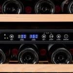 Vinoteca Vinobox 50 botellas 50GC 2T panel detalle