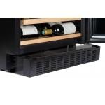 Vinoteca Avintage 50 botellas AVU53TDZA doble zona temperatura detalle rejilla
