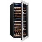 Vinoteca 79 botellas Avintage AVI81XDZ vacia abierta