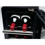 Vinoteca 6 botellas WineCase 6 Caso design abierta