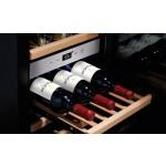 Vinoteca 24 botellas WineComfort 24 Caso Design bandejas