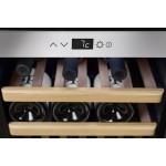 Vinoteca 24 botellas WineComfort 24 Caso Design panel