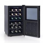 Vinoteca 18 botellas CV018-2T abierta