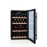 vinoteca 30 botellas cavanova TW030T abierta llena
