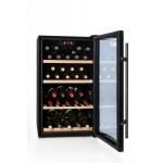 vinoteca 30 botellas cavanova TW030T abierta llena 2