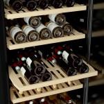 Vinoteca 140 botellas Cavist CAVIST140  interior
