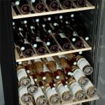 Vinoteca 160 botellas Cavist CAVIST160 interior