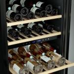 Vinoteca 62 botellas Cavist CAVIST62 detalle interior