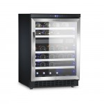 Vinoteca 62 botellas Dometic D50 frontal