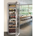 Vinoteca Liebherr WTPES5972 2 Zonas Inox 155 Botellas cocina