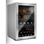 Vinoteca 30 botellas Outdoor Cooler Caso Germany llena