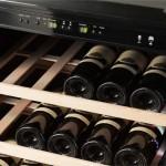Vinoteca Pevino EVO 46 botellas PE46S-HHWN Blanco - interior
