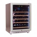 Vinoteca Pevino EVO 46 botellas PE46S-HHWN Blanco - lateral