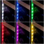 Vinoteca 90 botellas Pevino EVO PE80D-HHB Negro Doble zona temperatura - luces