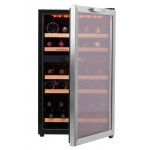 Vinoteca Vinobox 40 botellas 40GC 2T frontal abierta