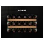 Vinoteca Liebherr WKEgb582 GrandCru 18 Botellas encastrable en columna cerrada llena