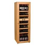 Vinoteca 180 botellas Viwood cerrada