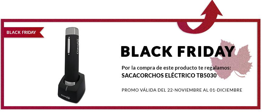 sacacorchos electrico TB5030 regalo