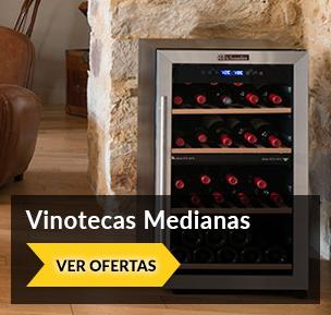 Vinotecas medianas Black Friday