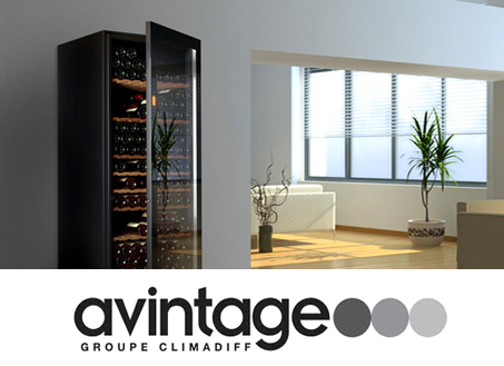 avintage wine coolers