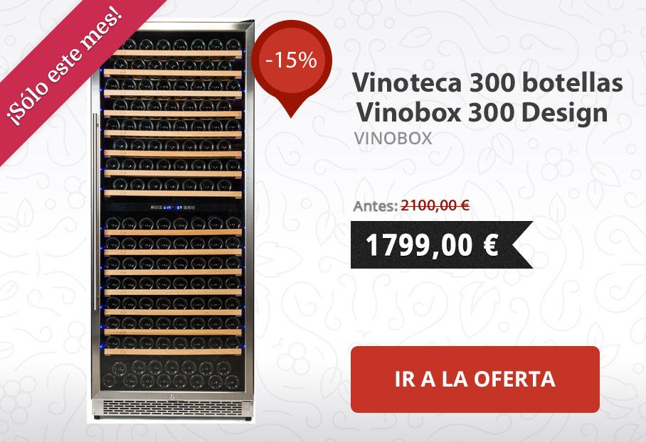 oferta vinobox 300 Design